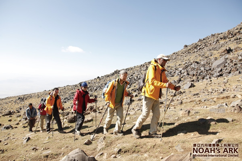 October 2009 Expedition